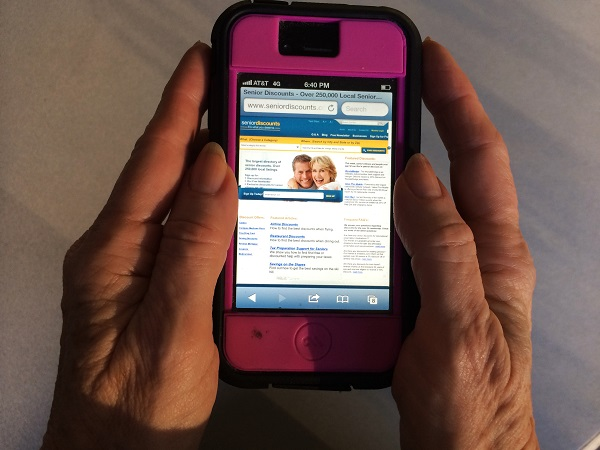 Baby boomers are actually more likely to use technology. (Photo: Getty)
