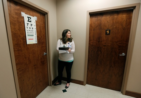 Eye exams and glasses aren't covered under Medicare. (Photo: AP)
