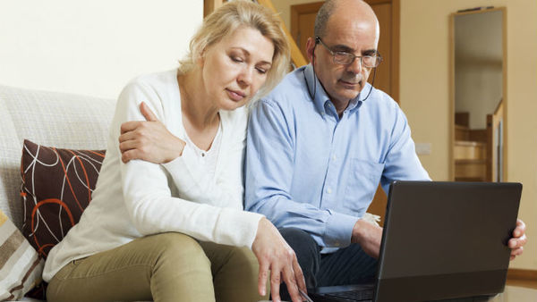 Guess how many people between the ages of 50 and 80 think that one day they won't be able to manage their day-to-day finances? (Photo: iStock)