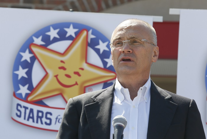 Puzder is the CEO of a fast-food corporation. (Photo: AP)