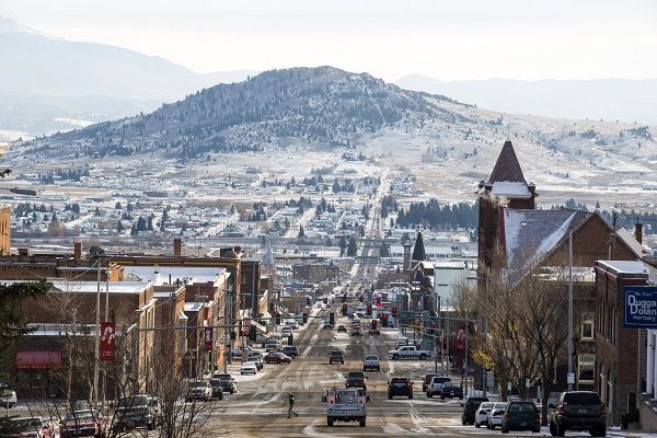 Montana, though rugged and beautiful, is inspiring many to leave the state. (Photo: AP)