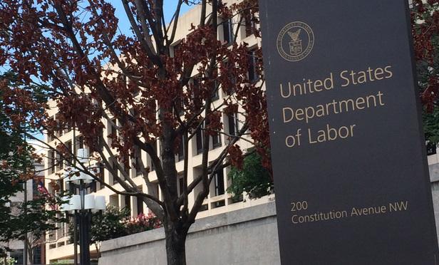 Department of Labor building (Photo: AP)