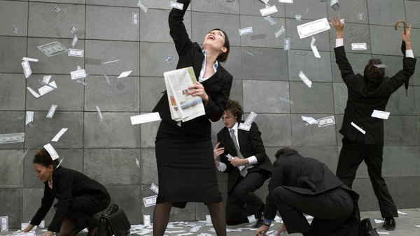 Then there are the people who leave jobs and 401(k) plans alike behind, losing track of their accounts. (Photo: Getty)