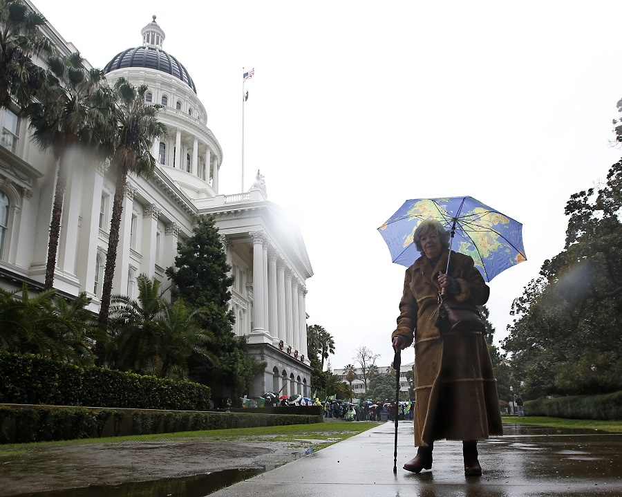 Sacramento, California and surrounding areas have a large population of older workers. (Photo: AP)