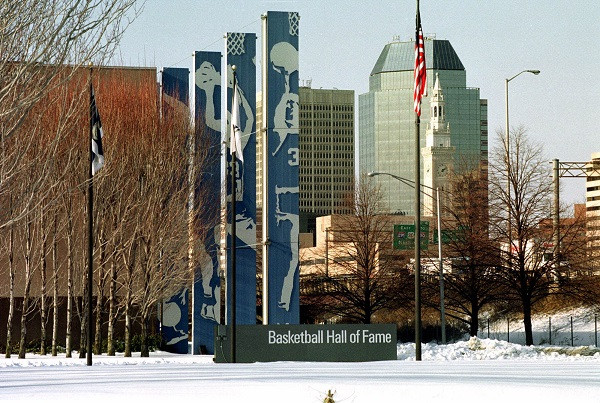 Springfield, Massachusetts is home to the Basketball Hall of Fame, as well as many older workers in its workforce. (Photo: AP)