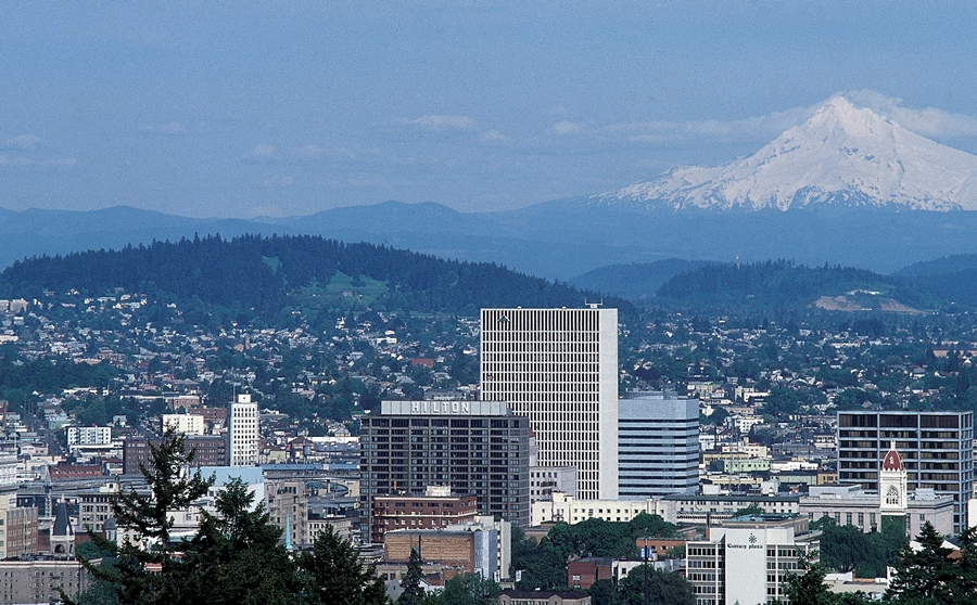 Portland, Oregon's reputation as a hipster haven is belied by actual statistics showing a greater number of older workers. (Photo: AP)