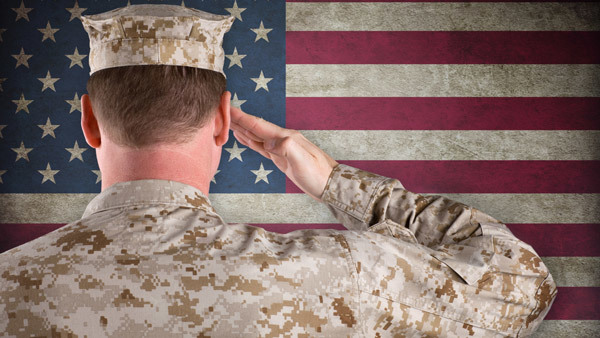 A new resource for military servicemembers and their families, as well as veterans, offers info on finances, homebuying, investing. (Photo: Getty)