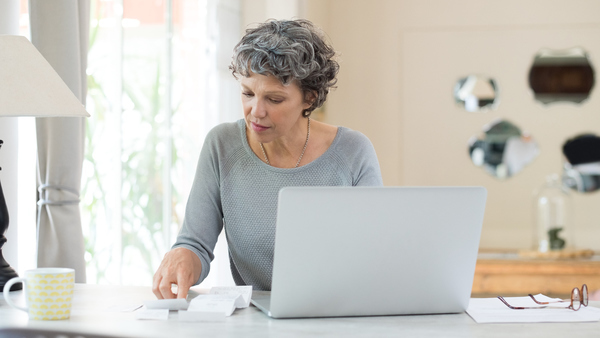 More than half of women are just guessing at how much money they'll need to feel secure once they retire. (Photo: iStock)