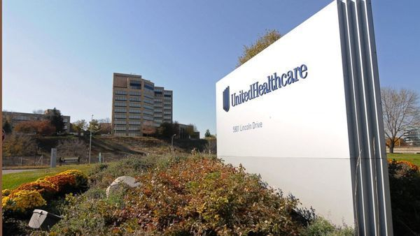 UnitedHealth Group Inc. is out on Obamacare but in on the government. (Photo: AP)