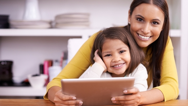 So if women don't have retirement savings, how are they getting by once they do retire? Kids. (Photo: Getty)