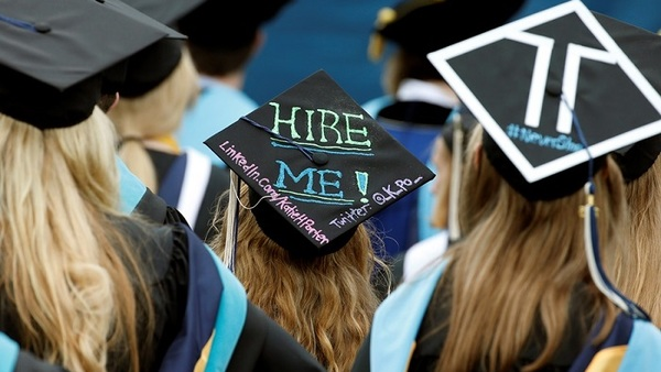 Women take bigger student loans because they have less money to begin with: something for which they can thank the ever-pervasive gender gap. (Photo: AP)