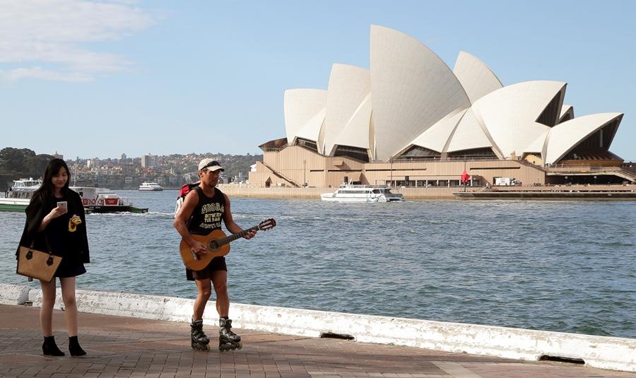 Sydney, Australia (Photo: AP)