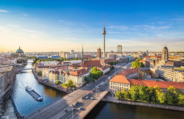 Berlin, Germany (Shutterstock)