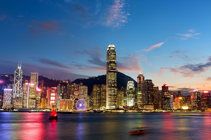 Hong Kong, China (Photo: Shutterstock)