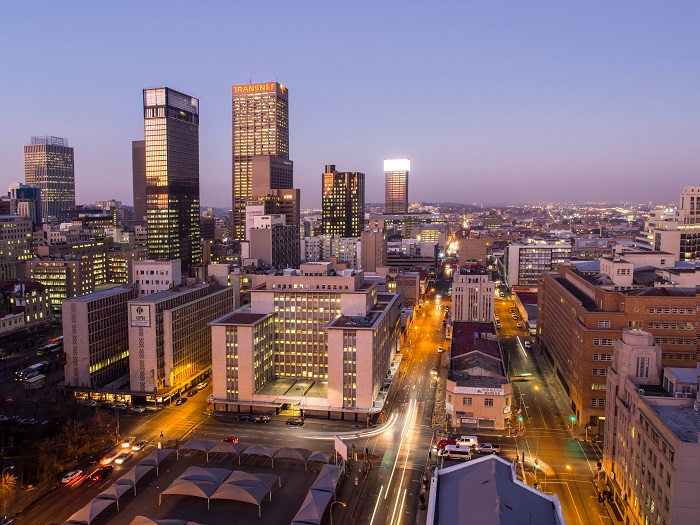 Johannesburg, South Africa (Photo: Shutterstock)