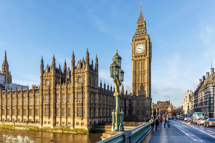 London, England (Photo: Shutterstock)