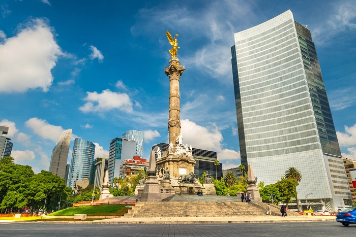 Mexico City. (Photo: Shutterstock)