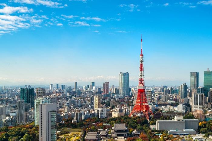 Tokyo, Japan. (Photo: Shutterstock)