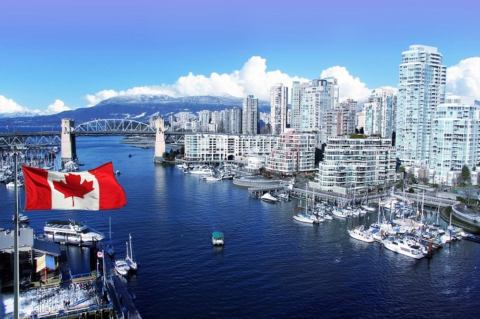 Vancouver, British Columbia, Canada (Photo: Shutterstock)