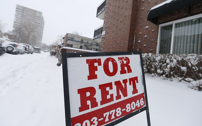 When rent costs rise, saving for retirement becomes just a pipe dream. (Photo: AP)