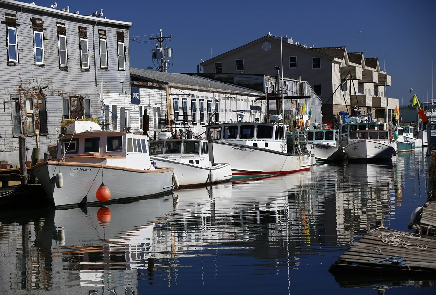 Maine (and Portland, pictured here) have ranked quite high in best places to retire lists, but for minimum wage workers, it's not the best. (Photo: AP)to: AP)