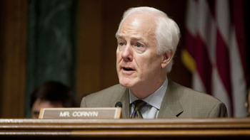 Cornyn expects to move ahead on Senate health bill Wednesday