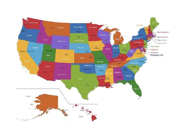 7 best 7 worst regions in US for life expectancy BenefitsPRO