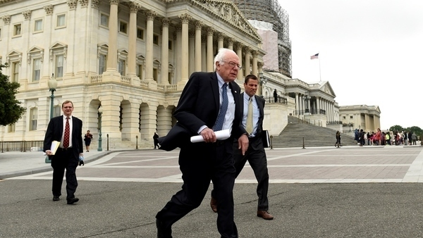Bernie Sanders' wife, Jane O'Meara Sanders, has taken an additional step in the quest to get people talking about what's at stake on health care. Photo: AP