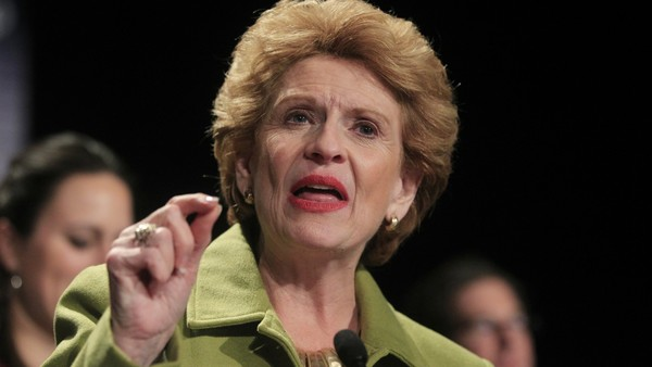 Sen. Debbie Stabenow, D-MI, introduced the Medicare at 55 Act, which would allow Americans ages 55–64 to purchase Medicare coverage. Photo: AP/Carlos Osorio
