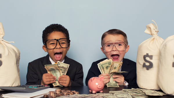 A child whose parent is foresighted enough to launch a Child IRA will be a millionaire by the time they're 18, says financial expert Christopher Carosa. (Photo: iStock)