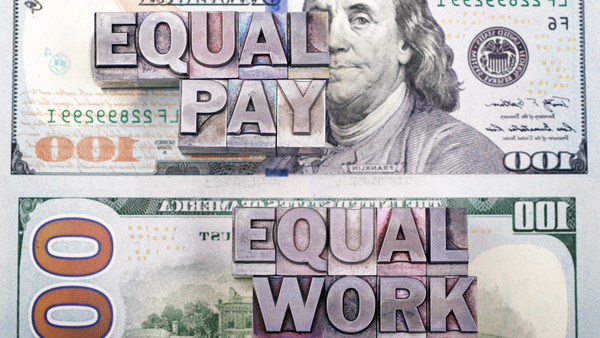 The issue of equal pay is becoming a regulatory issue in HR. (Photo: iStock)