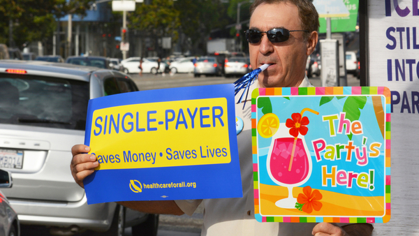 Single payer is an issue that could have an exceptional impact on our businesses and our industry. (Photo: iStock)