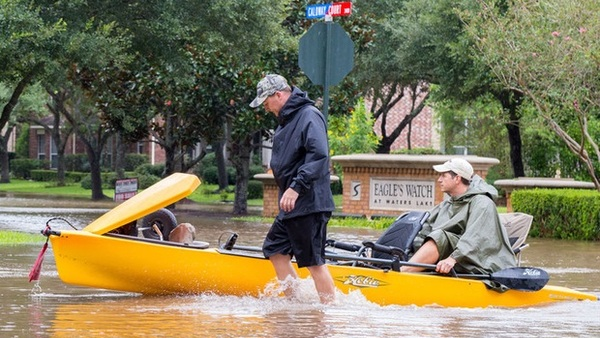 Who plans for disruption caused by a disaster such as Hurricane Harvey? These Houston firms did.