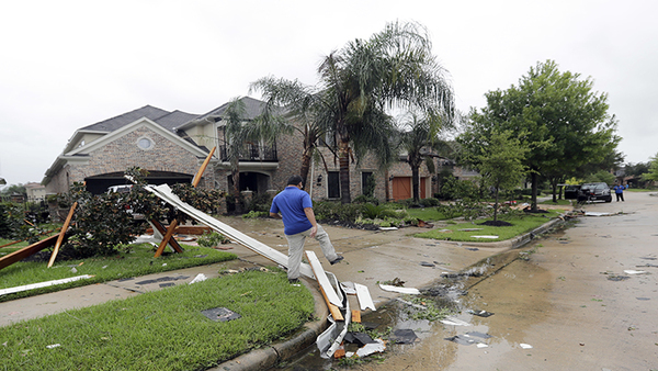 Pension plan sponsors affected by Hurricane Harvey get a break on deadlines and other administrative actions, and retirees can still be paid, the PBGC says. (Photo: AP)