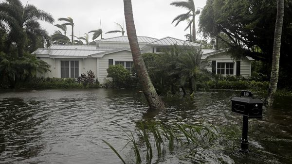 Insurers are stepping up to help Floridians affected by Hurricane Irma, from paying for emergency services to easing prescription pickups, and more. (Photo: Naples, Florida scene after Hurricane Irma/AP)