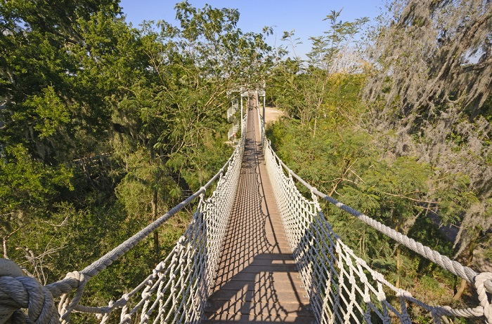 The Santa Ana Wildlife Refuge is just 15 miles from McAllen, Texas, a plus for many though this list of best places to retire didn't take that into consideration. (Photo: Shutterstock)