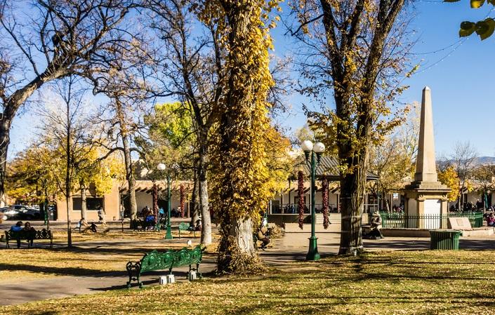 Santa Fe, NM (Photo: Shutterstock)