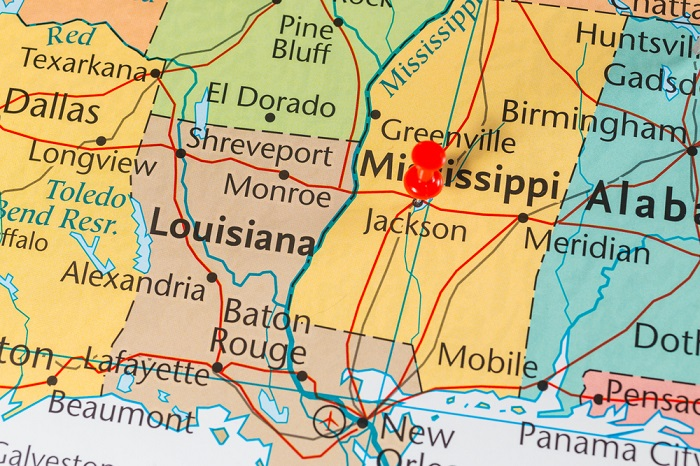 Richest Poorest Area Codes BenefitsPRO - Area code for louisiana