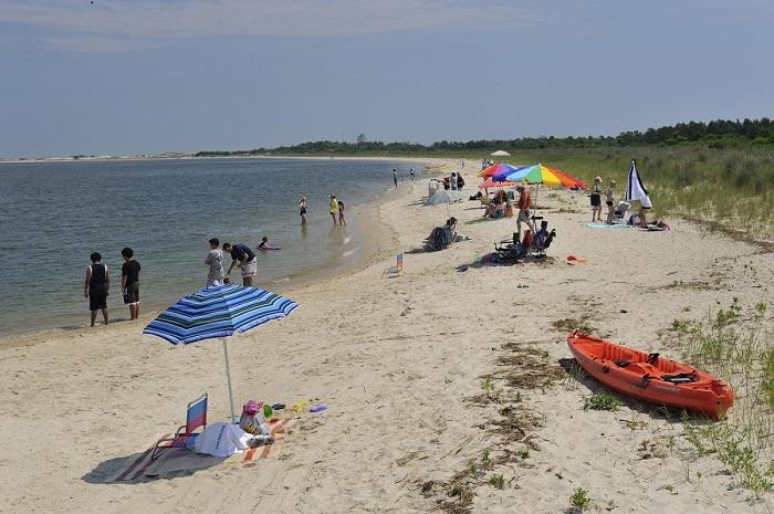 Delaware beach (Photo: Getty)