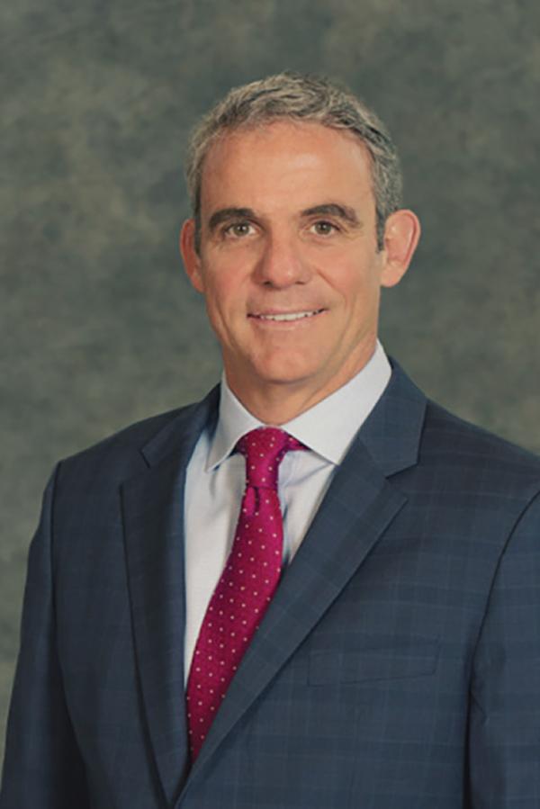 Paul Praxmarer, principal, Corkill Insurance Agency