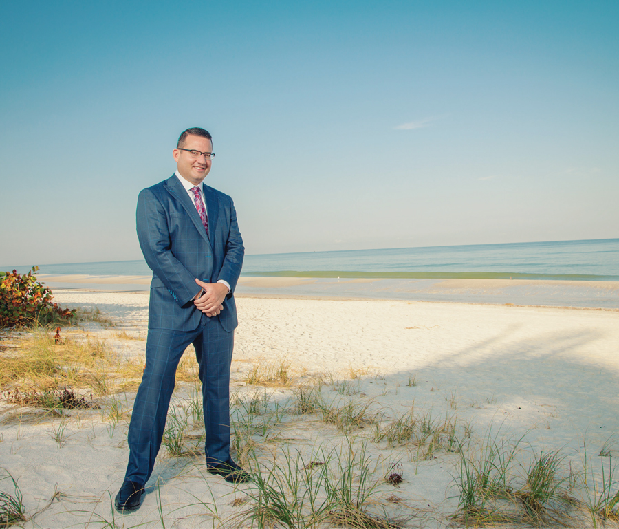 Dan Thompson, partner, Gulfshore Insurance