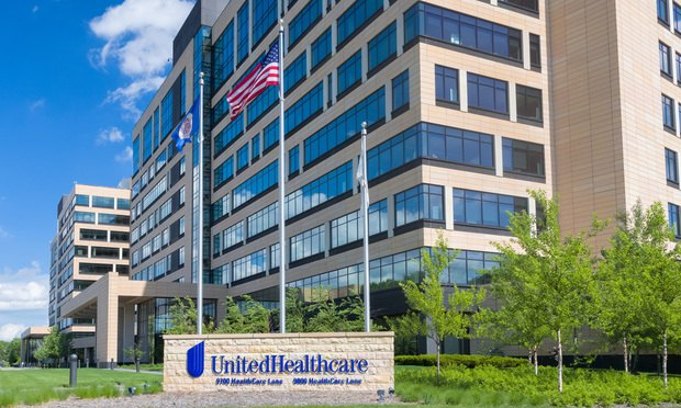 UnitedHealthcare corporate headquarters in Minnetonka, Minnesota/Photo by Ken Wolter/Shutterstock.com