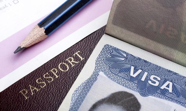 Visa Passport