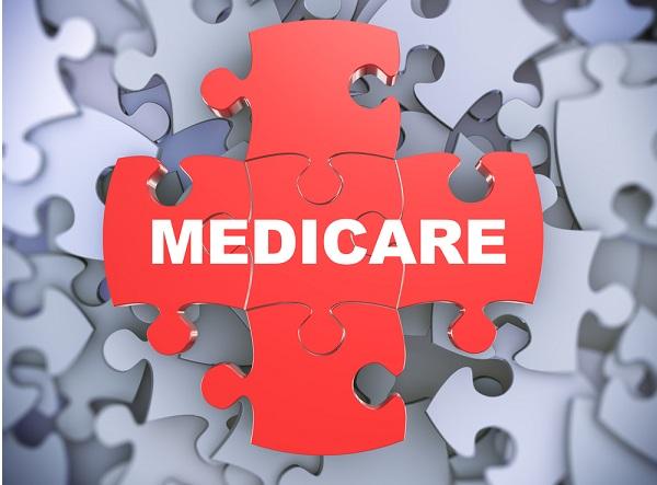 Medicare badge