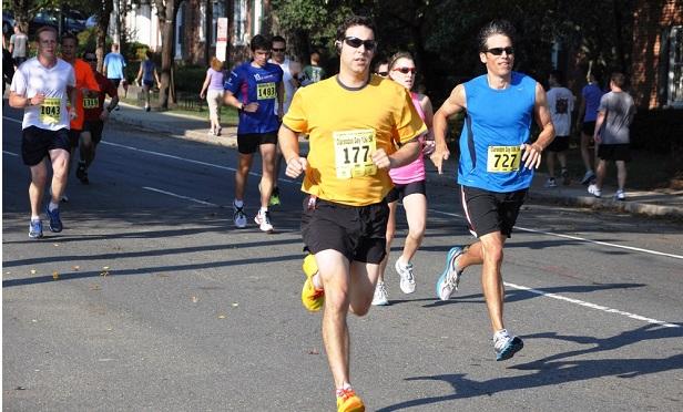 Race participants