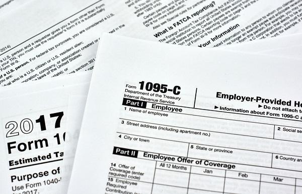 1095 Tax Form