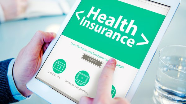 Health Insurance iPad