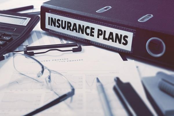 Insurance plan binder