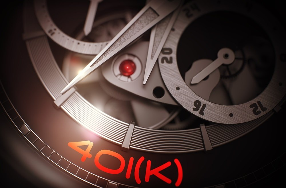 gears with 401(k) written on them
