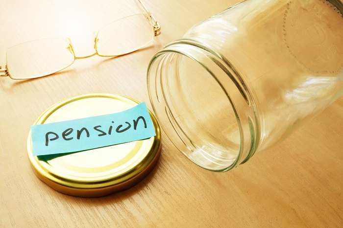 fully funded pensions